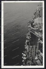 Kreuzer Köln-Kriegsmarine-Marine-1940-Nord-ostsee-Matrosen baden-nude boy-72