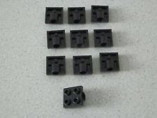 Lego 2444 # 10x Platte 2x2 Schwarz 7894 8088