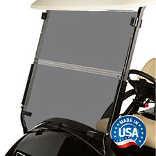 Club Car Precedent Tinted Folding Golf Cart Windshield - US Made