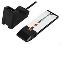 D-Link Wireless Dual Band N600 (300/300 mbps)USB Wi-Fi Network Adapter(DWA-160)