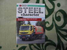 Kraz Steel Charakter Magazine Factory 7/2014 Truck Ukraine brochure prospekt
