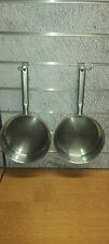 Bourgeat 20cm 200mm Saute Pan Stainless  6cm 60mm High