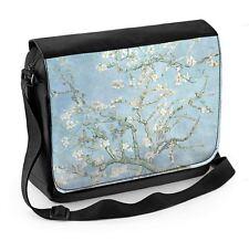 Vincent Van Gogh Almond Blossoms ordinateur portable sac messenger