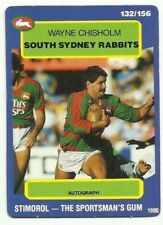 Scanlens South Sydney Rabbitohs NRL & Rugby League Trading Cards