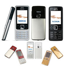 Nokia 6300 Unlocked Camera Bluetooth Mobile Cell Bar Phone