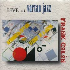 Frank Colon - Live at Vartan Jazz / New and Sealed cd