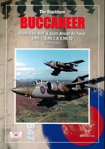 The Blackburn Buccaneer  by Andy Evans