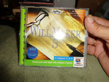 will maker 5 cd compuserve for windows 3.1 and 95