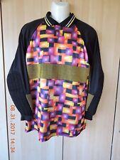 High 5 Sportwear Padded Rubber-dots Forearm Soccer Goalie's Jersey L