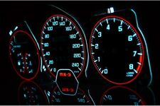 Mazda MX-3 design 4 glow gauges dials plasma dials kit tacho glow dash shift ind