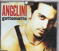 ROBERTO ANGELINI CD SINGLE GattoMatto 4 TRACCE 2003