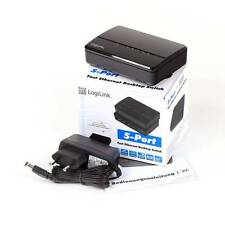 Fast Ethernet LAN switch Office di distribuzione 5 Port 1 GB/s 5x 10/100 Mbits/s rj45