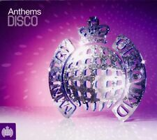 Ministry of Sound Anthems: Disco    New 3 cd box