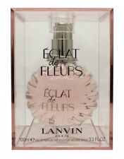 LANVIN ECLAT DE FLEURS EAU DE PARFUM 100ML SPRAY - WOMEN'S FOR HER. NEW