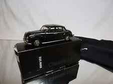 SCHUCO?  BMW 502 COUPE - BLACK 1:43 - GOOD CONDITION IN DEALER BOX