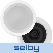 Pair of In-ceiling Speaker 7'' 70w for Home Theatre Stereo Outdoor Multi Room