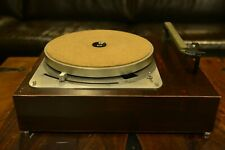 Vintage 1955 METZNER STARLIGHT High Fidelity Turntable Record Player