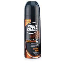 Right Guard Total Defence 5 Sport Anti-Perspirant Deodorant 150ml