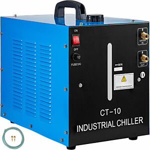 WRC-300A Water Cooler MIG TIG Welder Torch Water Cooling 10L Water Chiller 1.5KW