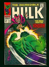 Incredible Hulk #107 VF 8.0    Marvel Comics
