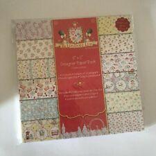 *ItsOnlyCrafts* Helz Paper Pad 6x6'' The London Line - 48 sheets