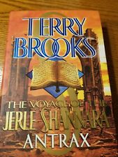 Antrax 1st Ed 1st Printing Book 2 of The Voyage of Jerle Shannara