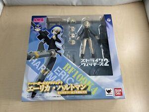 Bandai Tamashii Nations Erica Hartmann Strike Witches 2, Armor Girls Project