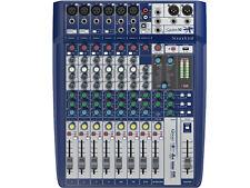 MIXER SOUNDCRAFT SIGNATURE 10 CANALI USB EFFETTO LEXICON CON PHANTOM NOVITA'