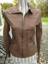 Veste marron (jacket) H&M Divided t36 neuve