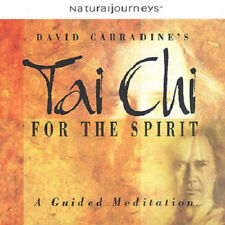 David Carradine : Tai Chi For The Spirit (CD)