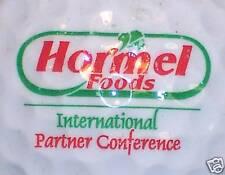 Food (1) Hormel Foods Logo Golf Ball Balls