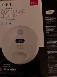 OPI Dual Cure LED Light UV Lamp