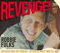 Robbie Fulks - Revenge! 2 CD  12 Tracks Alternative Country Rock New