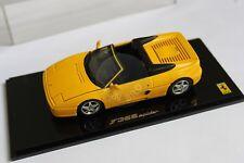 KYOSHO 05102Y Ferrari F355 Spider gelb yellow 1:43 NEU in OVP