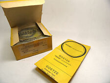 NOS Goetze Piston Rings 1963ES - Fiat 1100 + 0,4mm