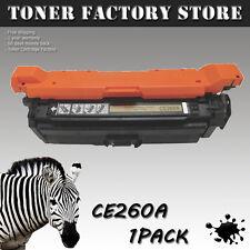 1PK CE260A 647A 648A Black Toner For HP CP4025dn CP4025n CP4525dn CP4525n