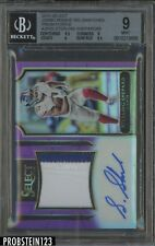2016 Select Purple Sterling Shepard RPA RC Patch 32/60 BGS 9 w/ 10 AUTO