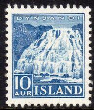 Iceland Scott # 193 VF Unused 1935 Djnjandi Falls