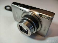 Canon IXUS 285 HS 20,2MP Kompaktkamera - Silber