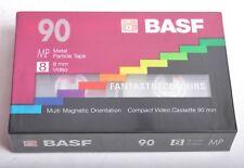 BASF 8mm CASSETTE (NEW)