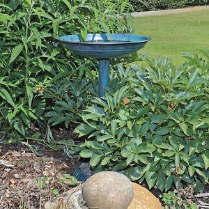 Vogeltränke Vogelbad Vogel Tränke Bad für den Garten mit Fuß zum bepflanzen VGT1