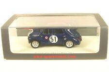 RENAULT 4cv 1063 Le Mans 1951 Rosier/estager Spark 1 43 S5213