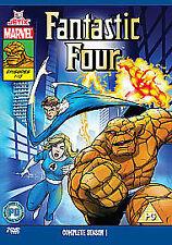 Fantastic Four - Series 1 - Complete (DVD, 2008, 2-Disc Set) 507