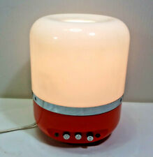 Europhon Lampada Radio da tavolo design Adriano Rampoldi vintage anni '70