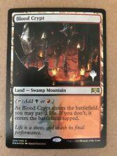 MTG Magic - [1x] BLOOD CRYPT - Throne of Eldraine - SP promo pack