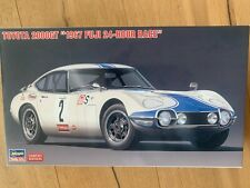 +++ Hasegawa 1/24 Toyota 2000GT, 1967 Fuji 24 Hours race 20464