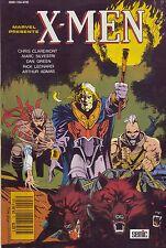 Marvel Présente X-Men N°3 (Annual) - Délire de fièvre - Semic-Marvel 1991 - BE