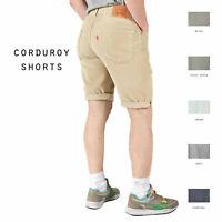 Mens Vintage Levis Corduroy Shorts Levi Strauss Various Sizes