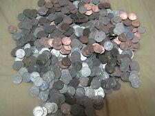 Huge Lot 2000+ Canadian Nickels Mix King George V 1922 To 1936.