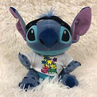 "Disney Lilo and Stitch 8"" California Adventures Plush"